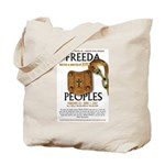 Freeda Peoples Theatre Tote Bag