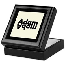 Adam Bookplate Storage Box