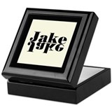 Jake - Bookplate Stoage Box