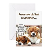 Old Fart Birthday Greeting Cards (Pk of 10)