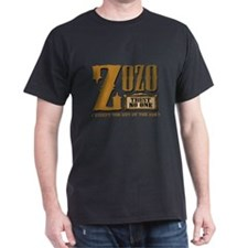 ZOZO (Trust No One) Black T-Shirt