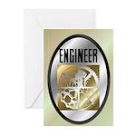 Engineers Greeting Cards (Pk of 20)
