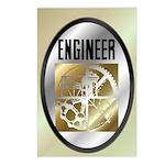 Engineers Postcards (Package of 8)