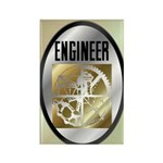 Engineers Rectangle Magnet (10 pack)