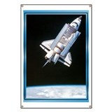 Shuttle Orbit Banner