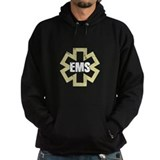 Grunge Star of Life EMS 2 Hoody