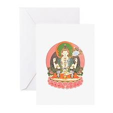 Chenrezig/Avalokiteshvara Greeting Cards (Pk of 20