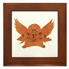 Garuda Framed Tile