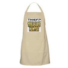 I Prefer Treasure Hunter BBQ Apron