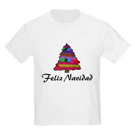 Guatemalan Christmas Kids T-Shirt