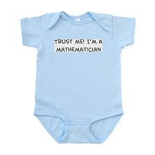 Trust Me: Mathematician Infant Creeper