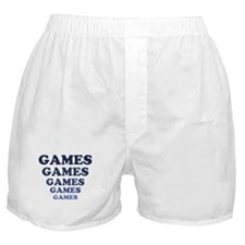 Games Boxer Shorts
