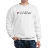 Organ Donation Awareness Sweatshirt