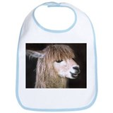 Ringo the Alpaca Bib