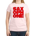 SAXOPHONE Women's Light T-Shirt