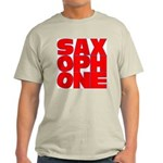 SAXOPHONE Light T-Shirt