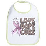 Cancer Awareness Bib