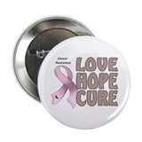 "Cancer Awareness 2.25"" Button"