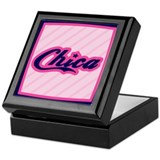 Sporty Chica Keepsake Box
