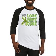 Mental Health Awareness Baseball Jersey