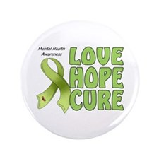 "Mental Health Awareness 3.5"" Button (100 pack)"