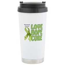 Mental Health Awareness Ceramic Travel Mug