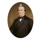 Andrew Johnson Christmas Ornament