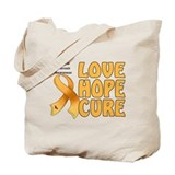 Multiple Sclerosis Awareness Tote Bag