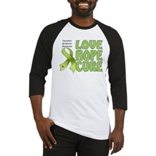 Tourette's Awareness Baseball Jersey