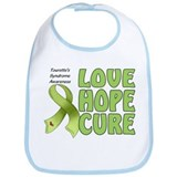 Tourette's Awareness Bib
