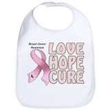 Breast Cancer Awareness Bib