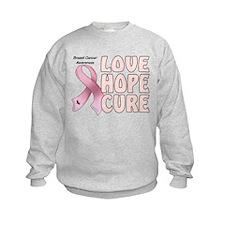 Breast Cancer Awareness Sweatshirt