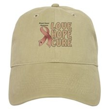 Breast Cancer Awareness Baseball Cap