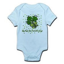 My First St Patricks Day Infant Bodysuit