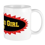 Cute Leeds girl Small Mug
