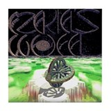 Ezekiel's Wheel CD Cover Art Coaster
