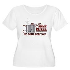 Soup Nazi No Soup T-Shirt