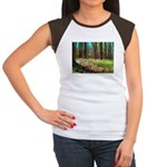 Photo Women's Cap Sleeve T-Shirt