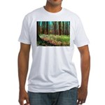 Photo Fitted T-Shirt