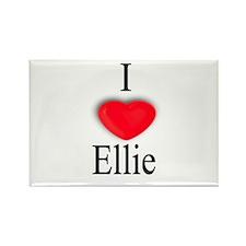 Ellie Rectangle Magnet