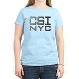 CSI NYC GREY T-Shirt