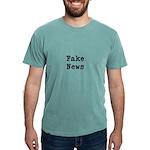 LWB Women's Plus Size V-Neck Dark T-Shirt