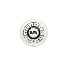 UAW Mini Button (10 pack)