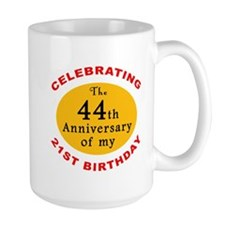 Celebrating 65th Birthday Mug
