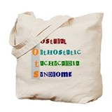 POTS Syndrome Tote Bag