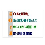 POTS Syndrome Postcards (Package of 8)