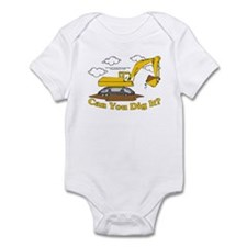 Can You Dig It? Infant Bodysuit