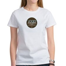 yoga mom t-shirt Tee