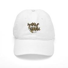 Wolf Girl Baseball Cap