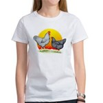 Plymouth Rock Sunrise Women's T-Shirt